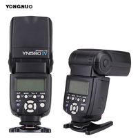 YONGNUO YN 560 III IV Flash maestro inalámbrico Speedlite para Nikon Canon Olympus Pentax DSLR Cámara Flash Speedlite Original