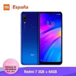 [Wersja globalna dla hiszpanii] Xiaomi Redmi 7 (pamięci wewnętrzne de 64 GB, pamięci RAM de 3 GB, Bateria de 4000 mah) Movil 1
