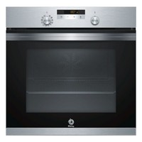 Pyrolytic Oven Balay 3HB4841X0 45 L 3600W A Black Stainless steel
