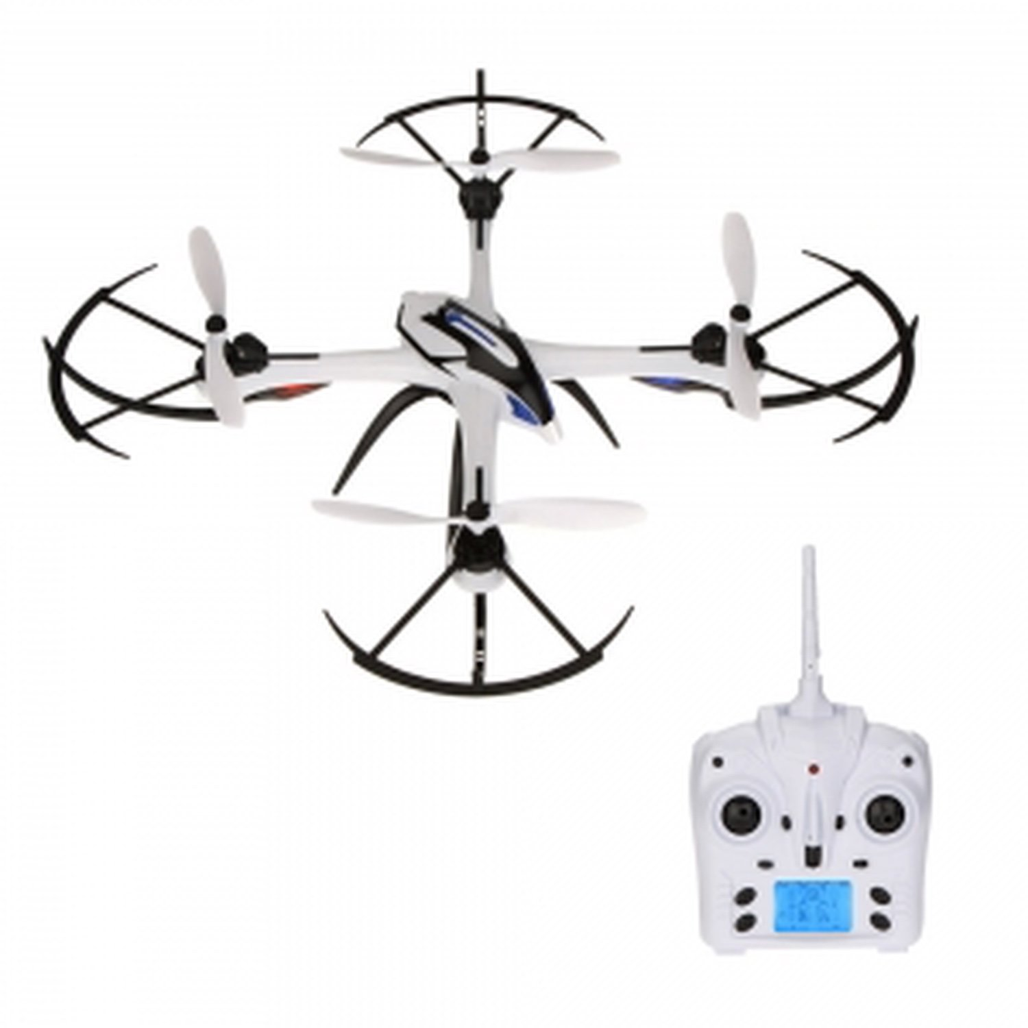 Drone Yizhan Tarantula X6 WHITE 4CH RTF 2.4GHz with SYSTEM HEADLESS (without camera) стоимость
