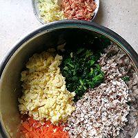 好吃的菜团子#太太乐鲜鸡汁芝麻香油#的做法图解9