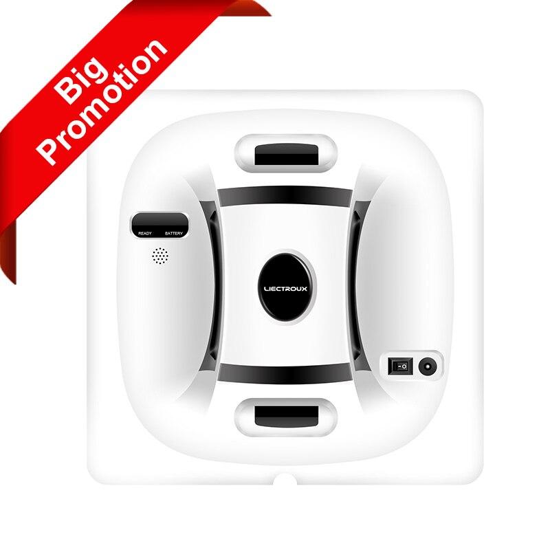 Liectroux X6 Window Cleaning Robot, Anti-falling,Remote Control, Auto Glass Washing,Intelligent Washer,Windows Robot Aspirador