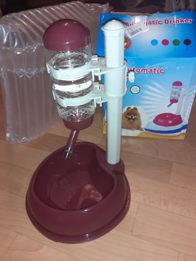 -- Alimentador Dispenser Hamster