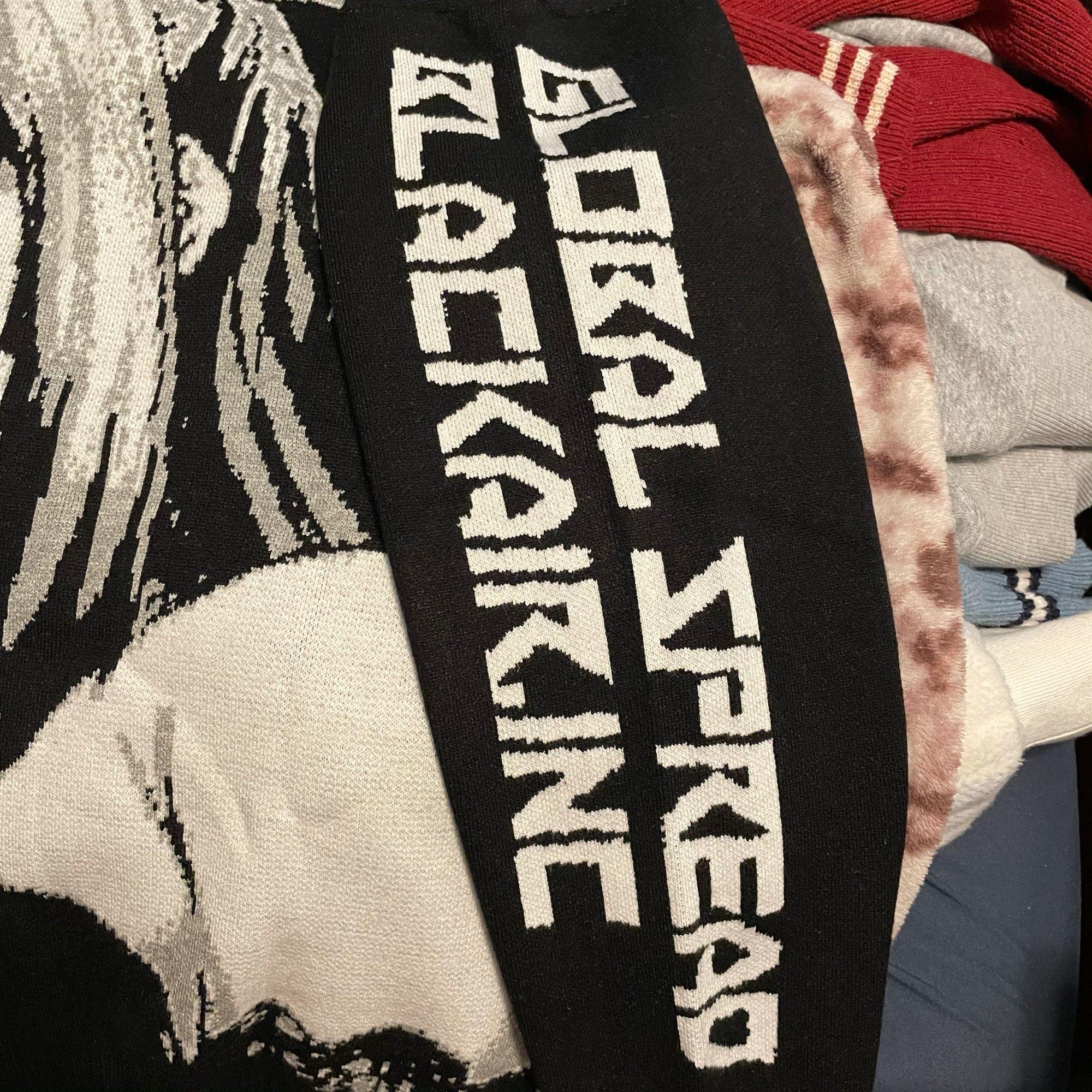 Harajuku Sweater with Anime print photo review