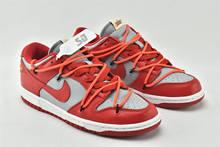 Nowe oryginalne Dunk Low ow SB wspólne głęboki dekolt buty deskorolkowe CT0856-600 buty do biegania modna koszykarska buty sportowe