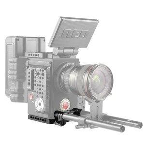 Image 5 - Placa SmallRig para cámara roja DSMC2 SCARLET W/Cuervo/arma placa base 1756