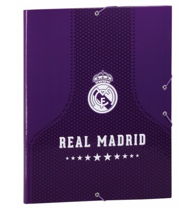 REAL MADRID 2ª E. FOLDER FOLIO 3 LAPELS
