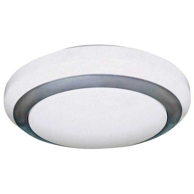 светильник светодиодный БАЛТИЙСКИЙ СТИЛЬ Jan LED 1х24Вт 3000К металл пластик белый