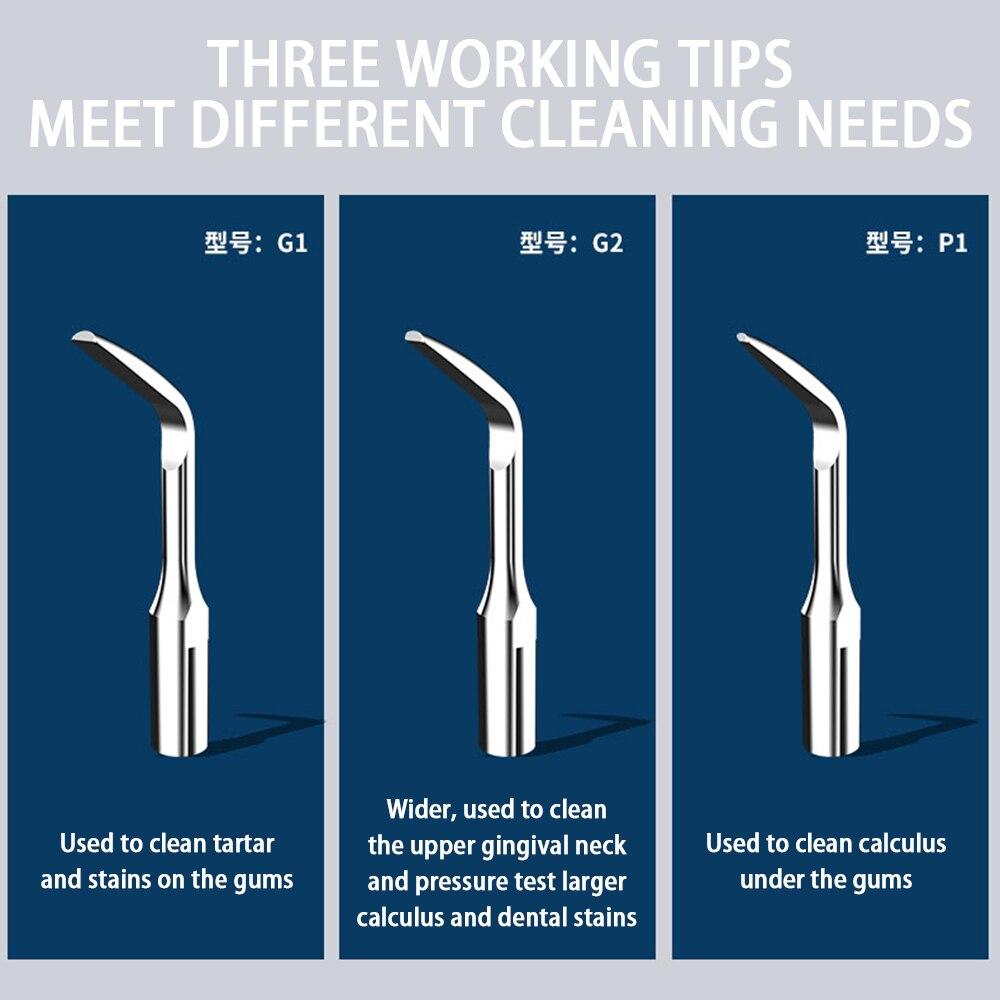 Ultra sônico scaler dental dente removedor de