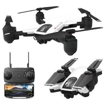 New SHRC H1G 1080P 5G WiFi FPV GPS Follow Me Mode Foldable 25mins Flight Time RC Drone Quadcopter RTF