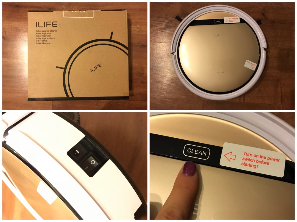 ILIFE V5s Pro Vacuum Cleaner Robot Sweep & Wet Mop Automatic Recharge for Pet hair and Hard Floor Powerful Suction Ultra Thin-in Vacuum Cleaners from Home Appliances on AliExpress