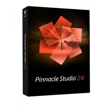 Corel Pinnacle Studio 24 standard ESDPNST24STML ян озер pinnacle studio 10 для windows