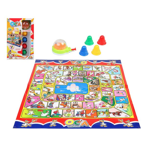 Game Of The Goose Giant Game 112244