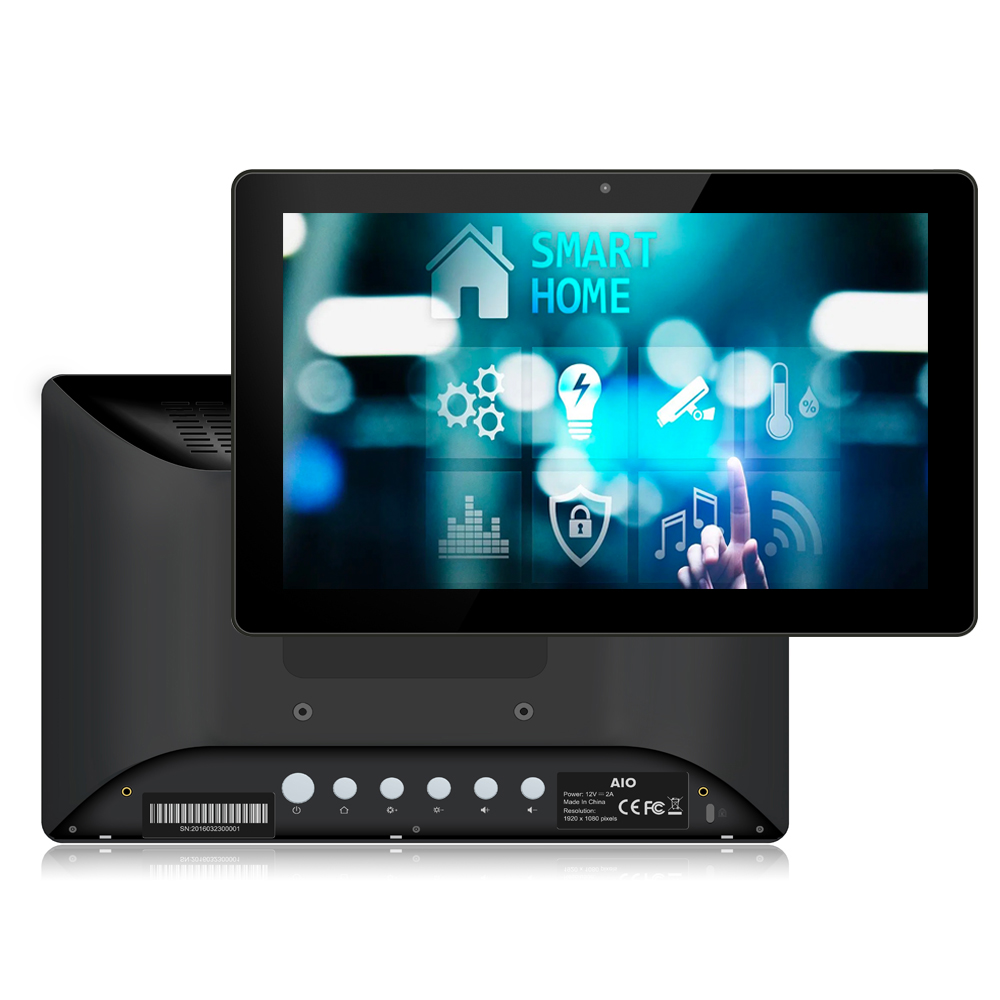 11.6 Inch PoE Tablet Pc (Octa Core, 1GB DDR3, 8GB Flash, Android 6.0 Marshmallow, Play Store Included, Wifi, RJ45, USB, HD Out)