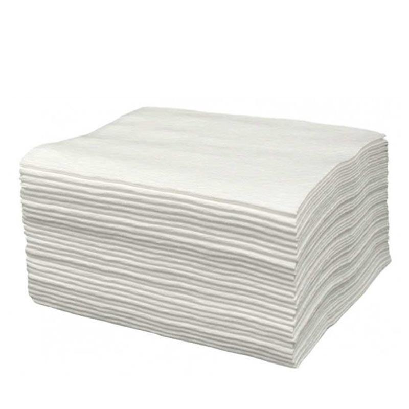 Disposable Towel 40X80 WHITE, 50 Units.