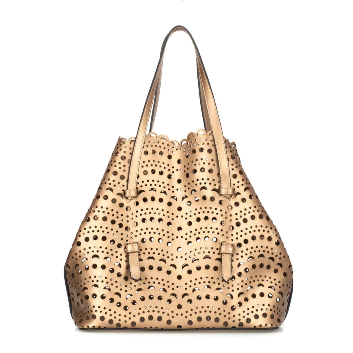 FLO 91.960. 623.C Bronze Women Shoulder Bag Polaris