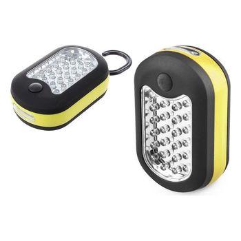 Подвесной фонарь Bricotech светодиодный черный желтый