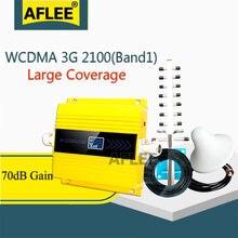 Ретранслятор сигнала gsm 3g 2100 МГц усилитель сотовой связи