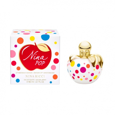 NINA RICCI NINA POP SPRAY 80ML EDT
