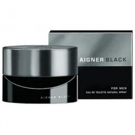 AIGNER BLACK SPRAY FOR MEN 125ML EDT