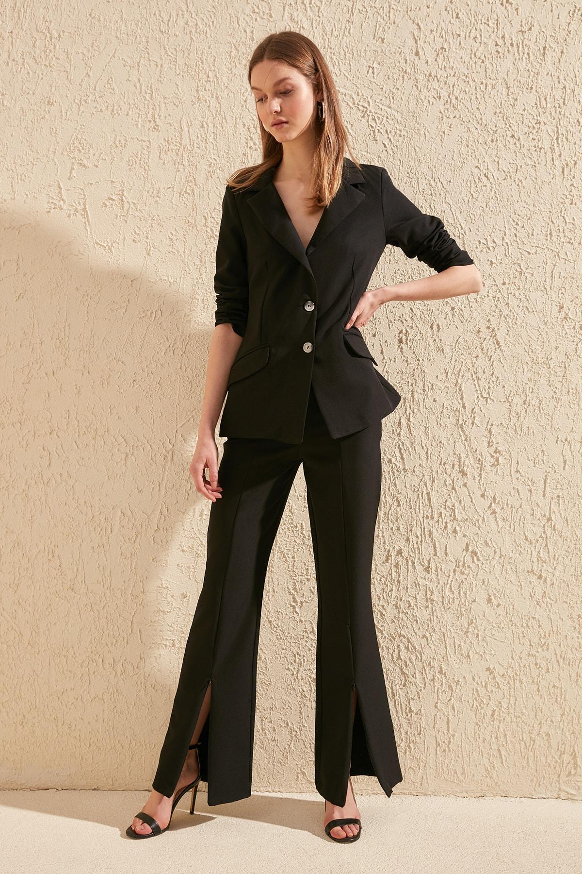 Trendyol Classic Pants TWOSS20PL0032