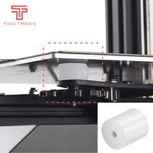 Leveling-Column 3d-Printer-Parts Solid-Spacer Hot-Bed Ender-3 Silicone High-Temperature