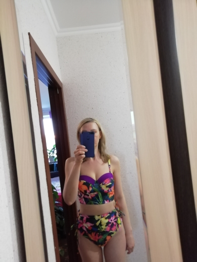 High Waist Swimwear 2021 New Leaf Print Bikinis Women Swimsuit Vintage Retro Bathing Suit Halter Biquini Maillot de bain femme|Bikini Set|   - AliExpress