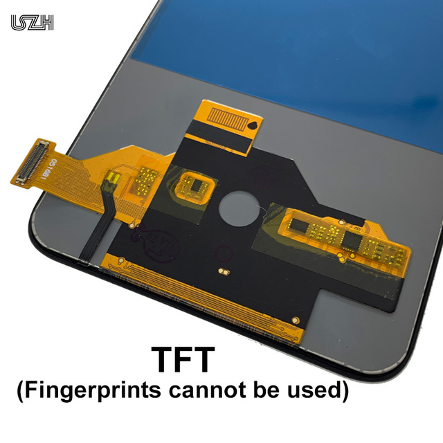 20Pcs Wholesale for OPPO Realme XT Display with Touch Screen for Realme XT 730G LCD Digitizer Pantalla Reapir Parts by DHL EMS 6