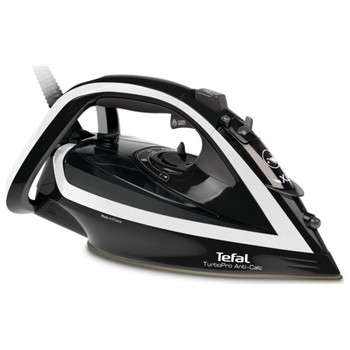 Tefal FV5685 Turbo Pro Durilium Flapping Auto-Clean Based Irons-1830007165 парогенератор tefal gv9563 pro express ultimate care