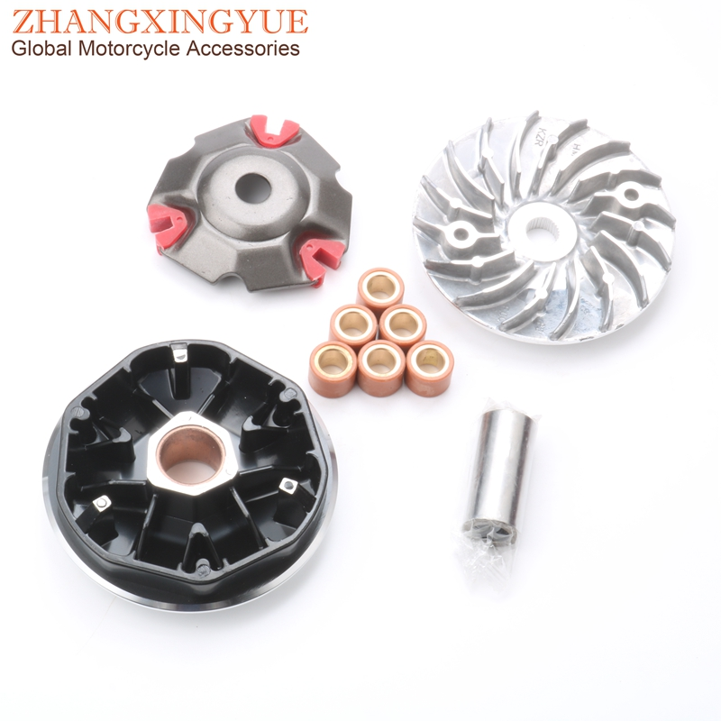 Racing Variator Kit With Roller Weights 16g For Honda WW125 WW150 PCX125 PCX150