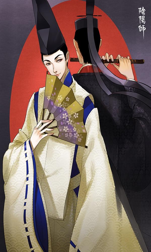 《阴阳师》封面图片