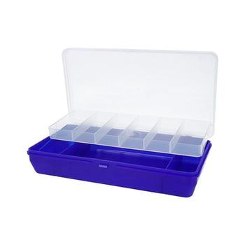 Caja tipo 5, Microlift, 210x110x50mm, (ultramarina)
