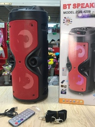 Tragbare lautsprecher + BT-SPEAKER zqs-4209 + Bluetooth