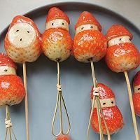 自制mini草莓糖葫芦-堪比商场的做法图解5