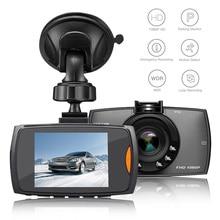 New Car Dash Cam DVR 1080P HD Car Camera Recorder 2.2 Inch Portable Auto Dash Camera Driving Video Recorder With Rotating Holder car blackbox dvr dash camera driving video recorder front