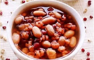 红豆薏米黑米花生粥具有哪些功效-养生法典
