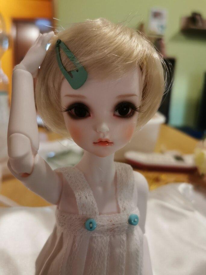 -- Completo Boneca Menina