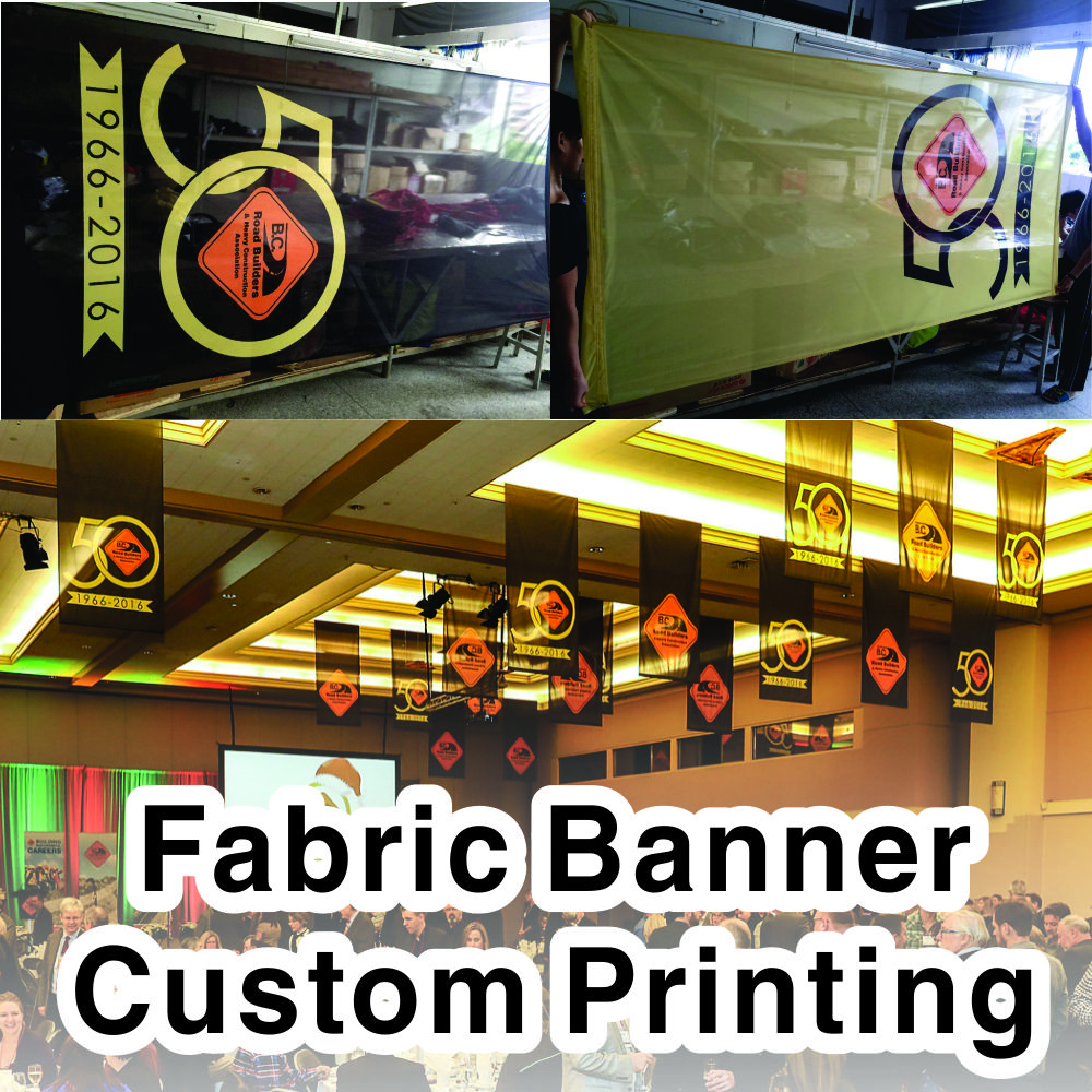 Custom printed full color huge size vinyl banner, fabric banner, flag advertising promotional celebration, any size available(China)