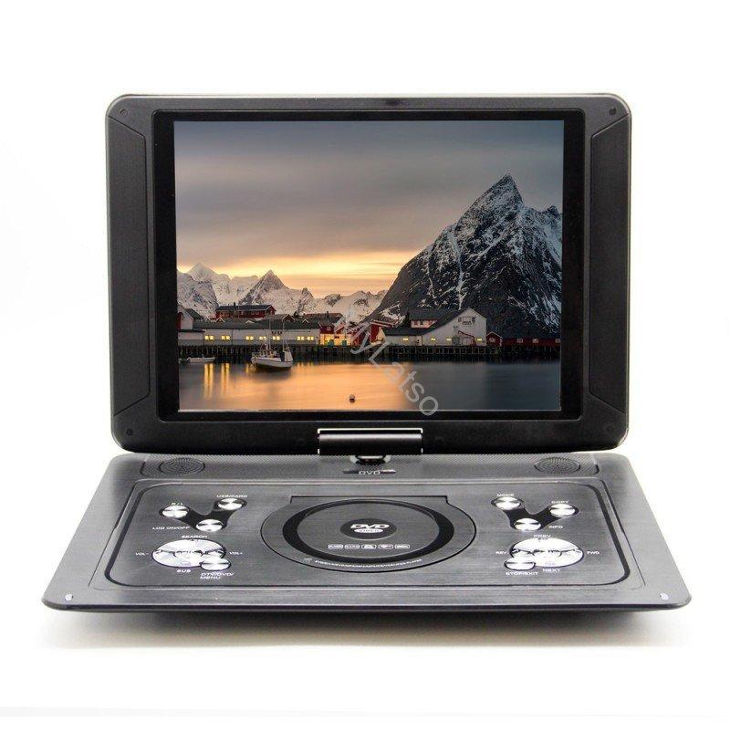 Portable DVD-плеер Eplutus LS-153T C Digital Tuner DVB-T2 15 ''1920x1080 BATTERY 2600 MAh