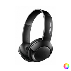 Foldable Headphones with Bluetooth Philips SHB-3075/00 USB 40 mW
