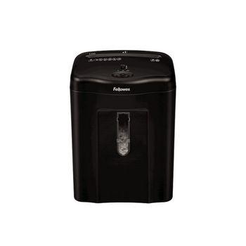 Trituradora de Papel Micro Corte Fellowes 4350201 18 L 11 Hojas Negro