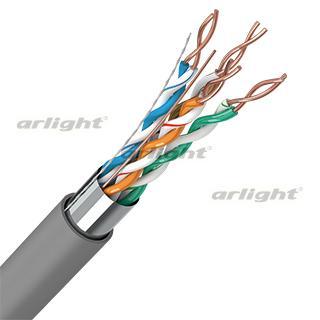 025052 Cable Arl-ftp-pro-4pr-24awg-cat5e-cu (305m) Arlight Coil 305m