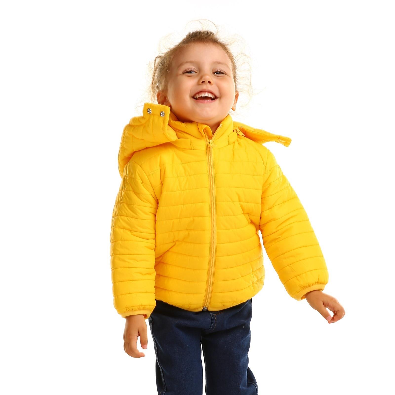 Ebebek hellobaby puffer crianças casaco jaqueta hoodies zíper manga completa cor sólida bebê natal vestidos 2020 bebê inverno casaco