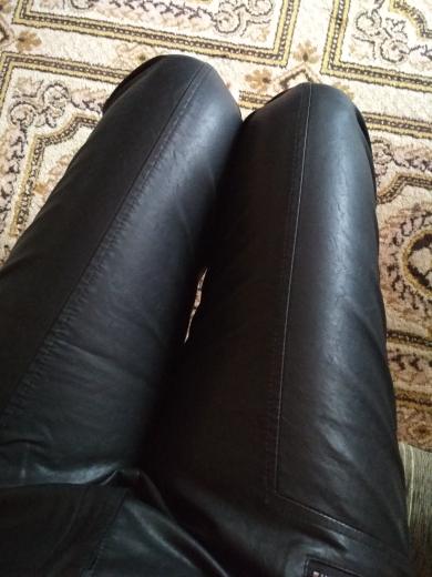 Pu Leather High Waist Pants Women Sexy Hip Fashion Autumn Winter Pencil Pants Legging Jegging Trousers Women Pantalon Femme photo review