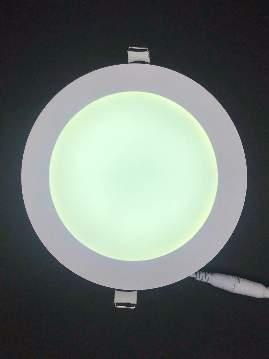 Светильник светодиодный встраиваемый 102R-18W-4000K
