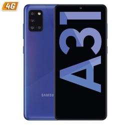 Samsung galaxy a31 Призма раздавить синий мобильный телефон-6,4 '/16,2 см-cam (48 + 5 + 8 + 5)/20mp - oc - 64 ГБ, 4 Гб оперативной памяти-android-4g-