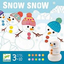Juego de mesa Djeco Snow-snow