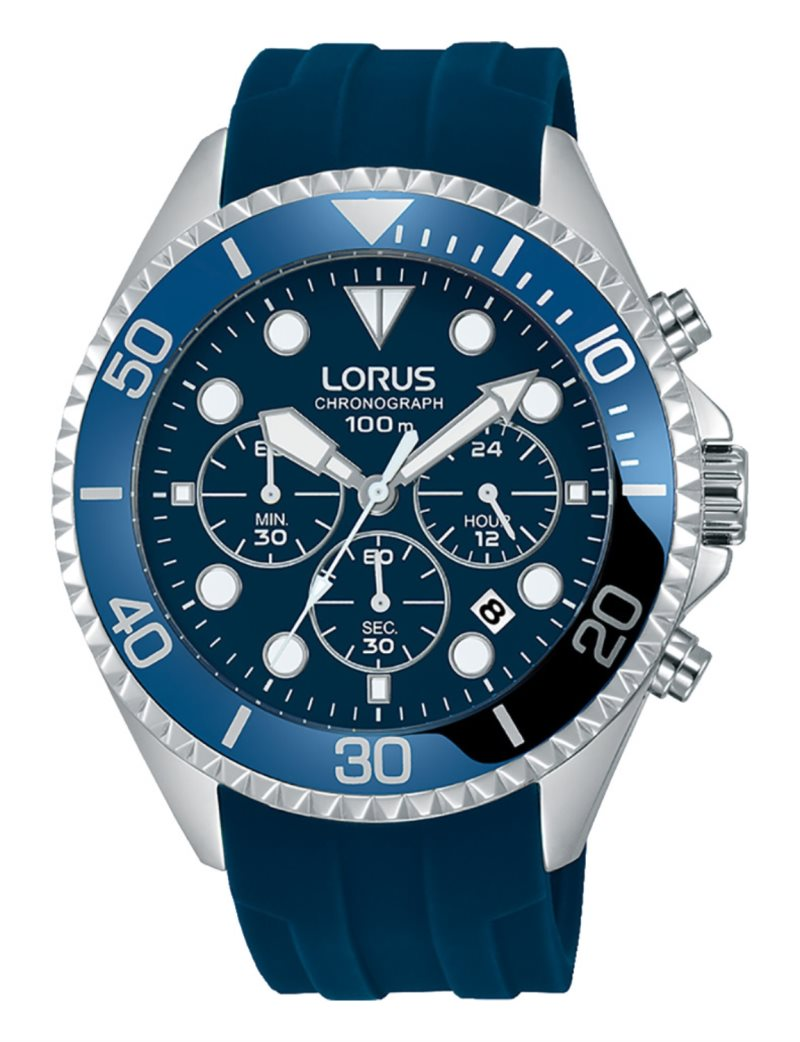 Man Watch Lorus Analog Rt325Gx9 (48mm)
