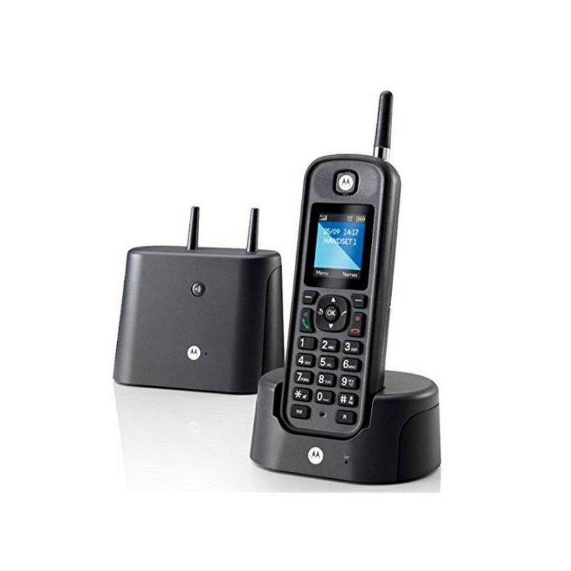 Phone Motorola Wireless O201 Black image
