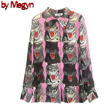 tigre collation longues blouses